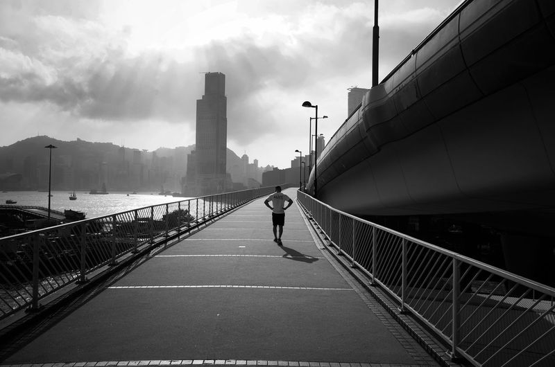 Cityscape Contemporary Art EyeEmNewHere Perspective Road Black And White Photography Blackandwhite Clouds And Sky Fineart Goahead Landscape Landscape_photography Liferoad Lifestyles Light And Shadow Monochrome Monochrome Photography People Photooftheday Running Sky Goal