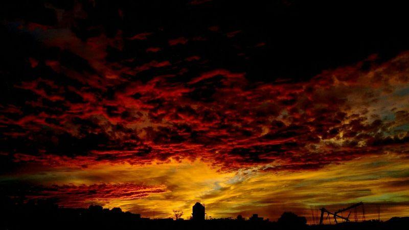 Cielo Nuves Drama Dramatic Sky Coacalco First Eyeem Photo Luz Del Sol Enfoque Atardecer Sky