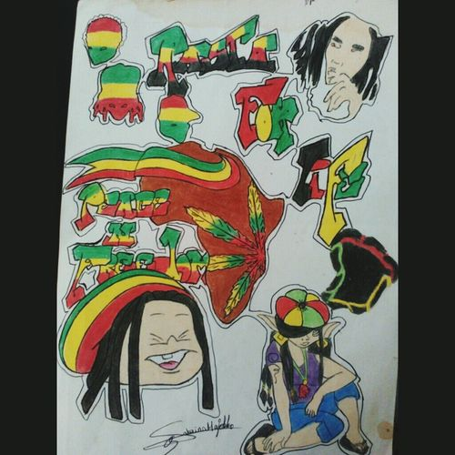Boring.. Drawing Pencil Art Art, Drawing, Creativity My Work Rastafari French Guiana Jamaica Girldraw Dreadlocks