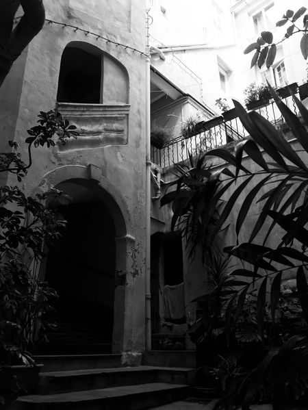 🏡house Villa Provence View Black And White Photography Blackandwhite Photography Blackandwhite Noiretblanc Monochrome House Architecture Built Structure Building Exterior Arch Plant Building Low Angle View No People Day History Tree The Past Nature Old Outdoors Window Sky Growth Religion Entrance