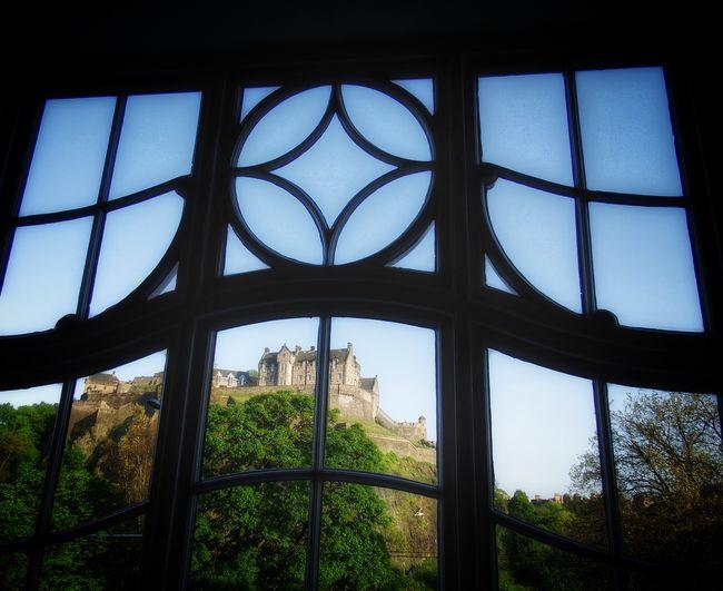 """The castle, """"A different perspective """" Ancient,stone, Monument,history, Built Structure Castle, Tourism,Edinburgh Scotland,perspective Close-up Edinburgh ,capital,Scotland, Destination Geometric Shape Landscape No People"""