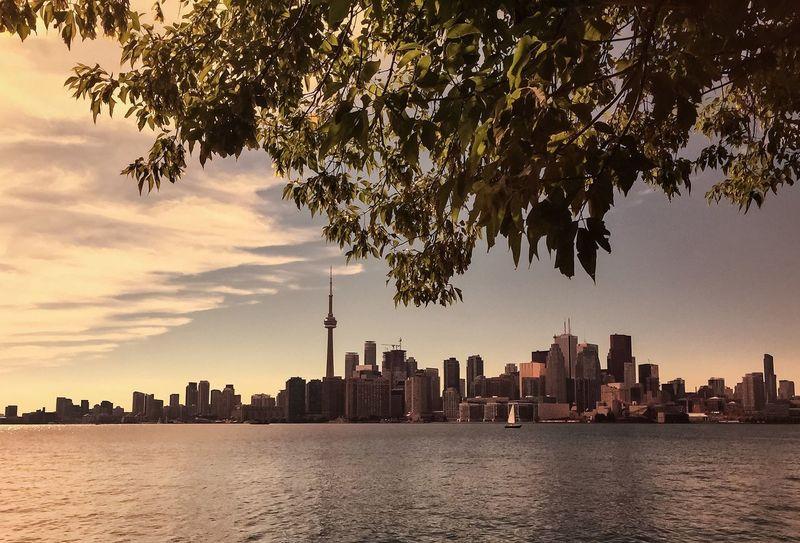 Toronto! Toronto Skyline Cityscapes