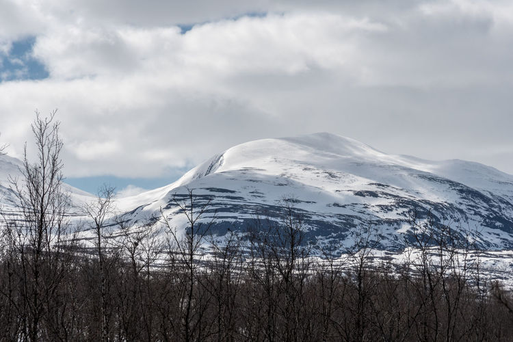 Mountains Abisko Abisko Sweden