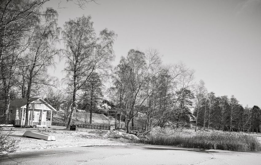 Snow House white No People Nature Nature Beauty In Nature Sweden Gränna Örserum Tranquility EyeEmNewHere