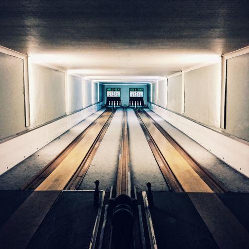 Kegelbahn Kegeln Kegelabend Keller Bowling Bowling Alley Alleneune Hamburg Perspective