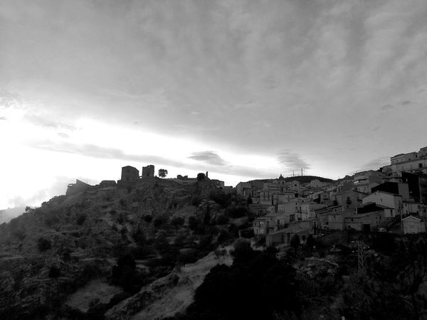Cesarò-nebrodi Rock - Object History Rock Formation Ancient Fort Travel Destinations Old Ruin Mountain No People Cliff Landscape Sky Ancient Civilization Outdoors Day Nature Architecture