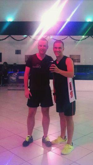 Convidado especial na aula de Jump do meu amigo Bruno Vaz. Satisfação enorme em revê-lo :) First Eyeem Photo