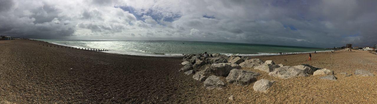 Beach , Skyline