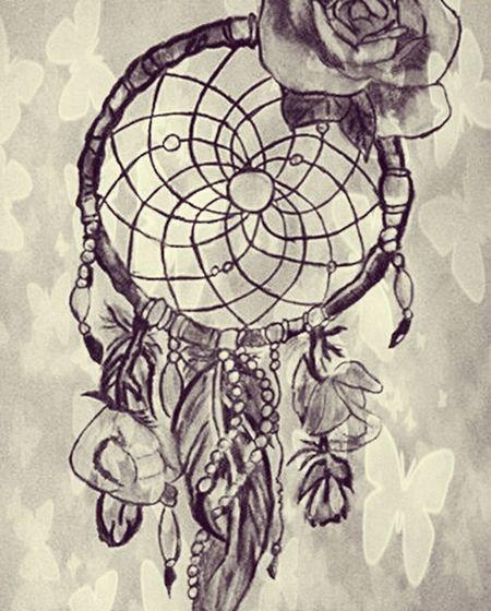 Draw Dreamcathcher