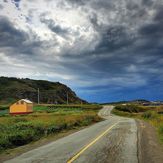 Summer Storm - iPhone 5S - Newfoundland - Canada Landscape Landscape_Collection Eye4photography  AMPt_community IPhoneography Nature Summer Canada Iphoneonly EyeEm Nature Lover My Favorite Photo Storm The Great Outdoors - 2016 EyeEm Awards The Great Outdoors With Adobe