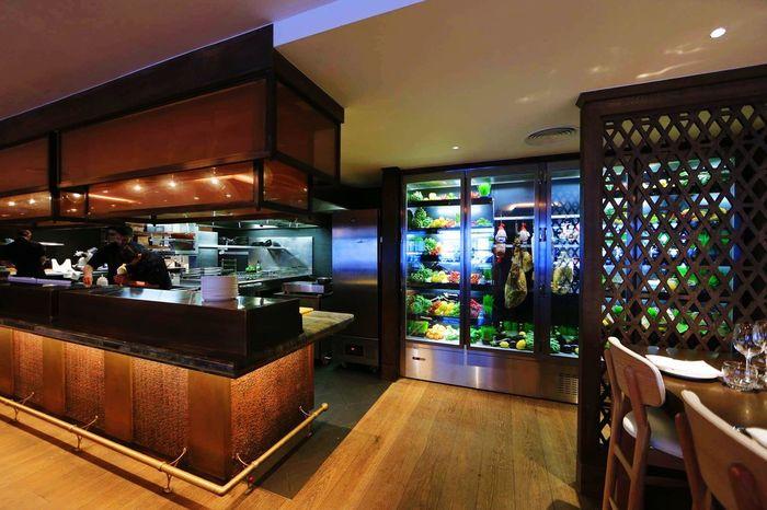 Mayfair Mayfair, London Hotel Restaurant Great 5 Stars Interior Design Indoors  Interior Wide Angle Nikon