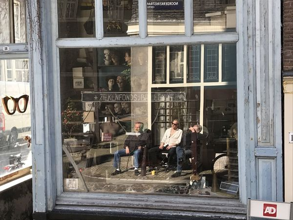Reflections Amsterdam City Chilling Hanging Out Jordaan Amsterdam Relaxing Beer O Clock Beer Time Male Bonding Reflections Summer Sunshine