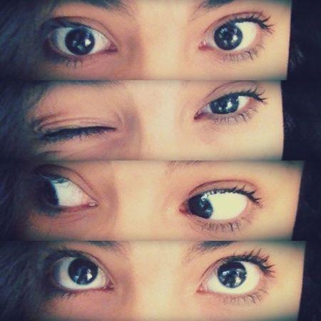 Ojos de canica 😍