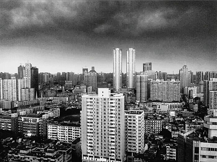 Cityscapes Black & White The Places I've Been Today