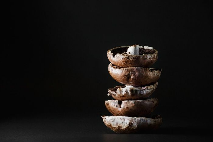 Food Porn Awards Pizza Mushrooms Equilibrio