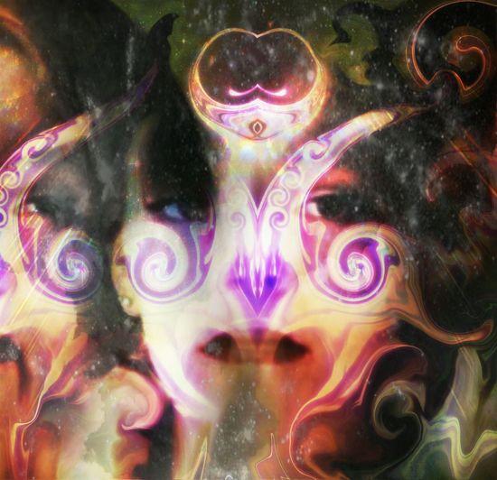 """Binary star"" Friday Fantasy Tour Colour Of Life Showcase August Artistic Edit Creative Edit Art Fantasy Edits Photoblending Art"