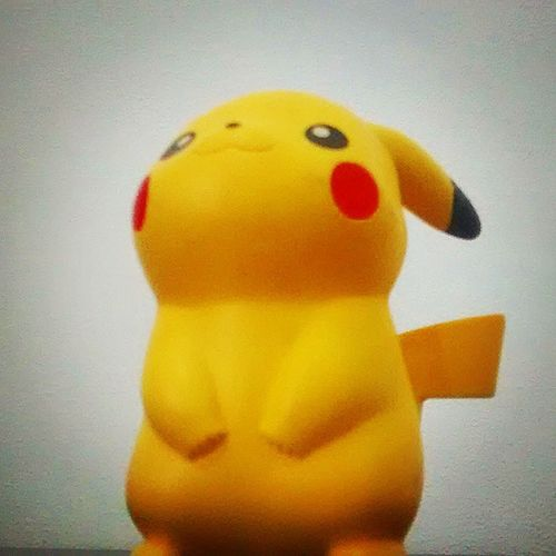 Pikachu Pokémon Yellow AshKetchupDePuebloPancho