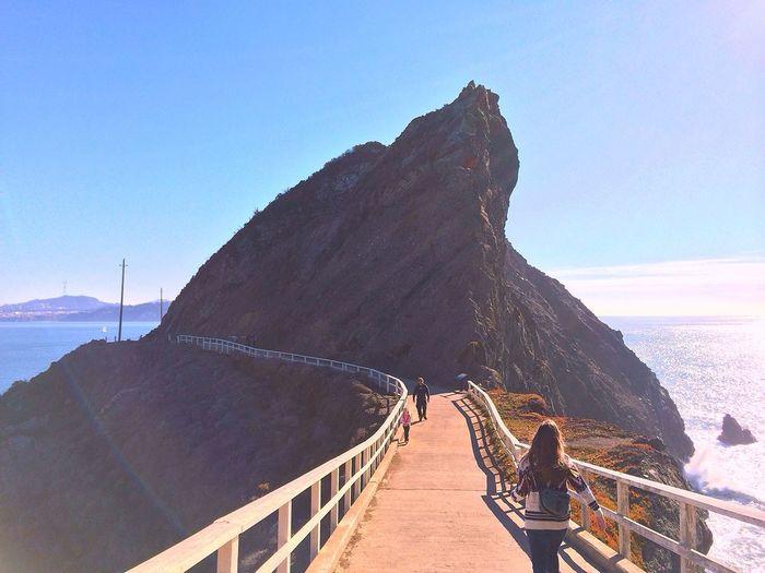 Point Bonita Lighthouse, San Francisco, California