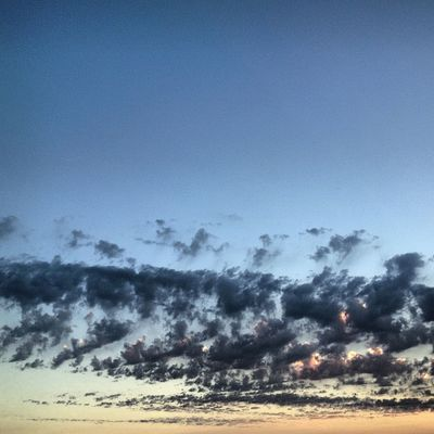 obscured by Sardegna clouds