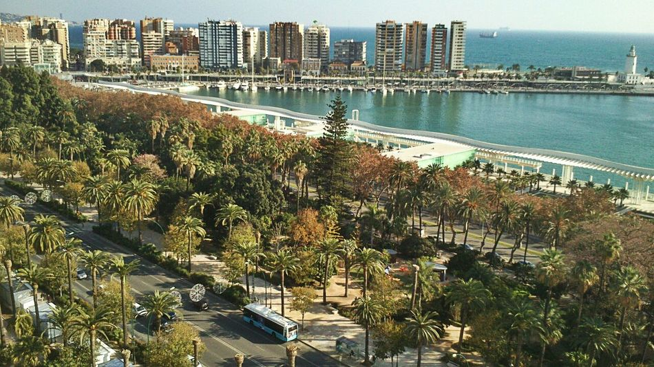 Malaga Cityscapes GetYourGuide Cityscapes Harbour