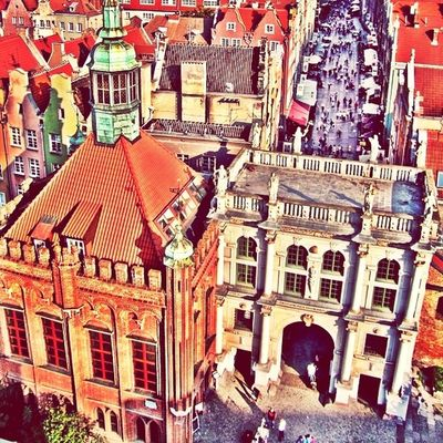 Gdansk IPSAngle Gdansk Architecture EyeEm Best Edits
