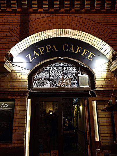 Zappa caffè Zappa Caffè Zappa Caffe  Budapest