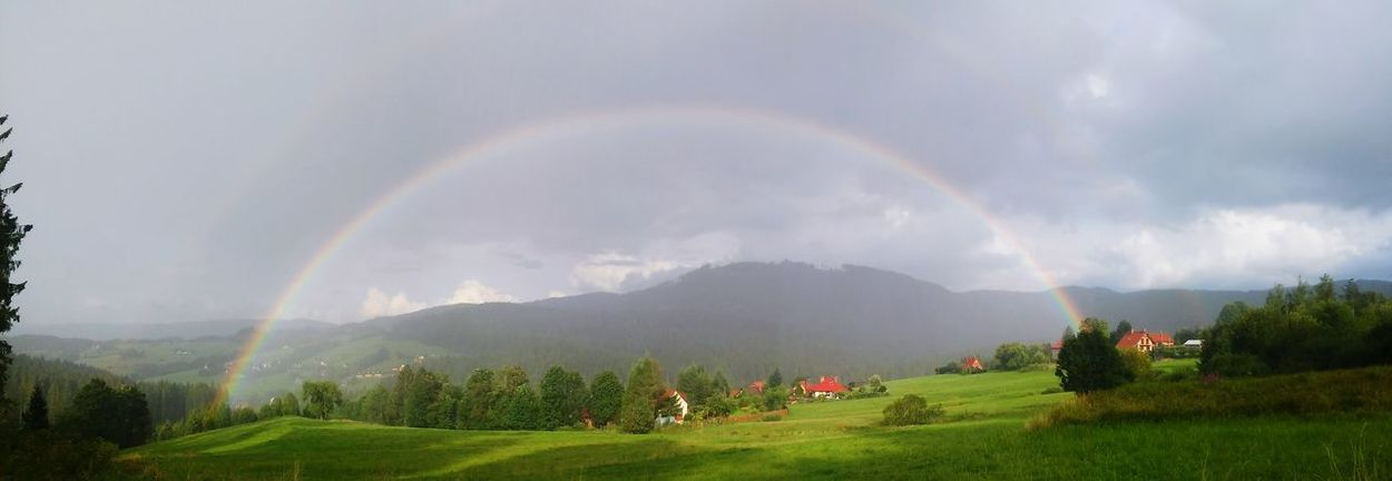Rainbow Mountains Photography Photo Passion