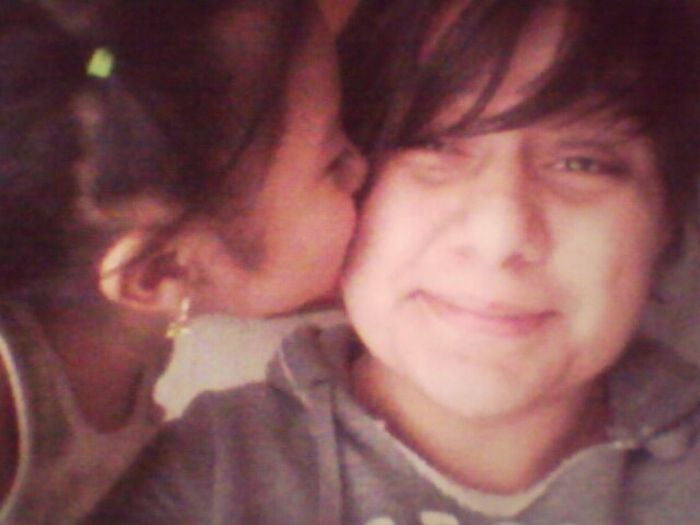 Love Sisters Smile Kisses