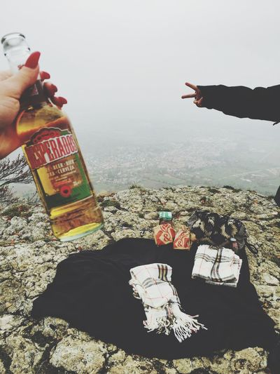 ThatsLife Beer Desperados Picknick Beautiful Nature Beautiful Sight Hillside Peace Silence Good Times