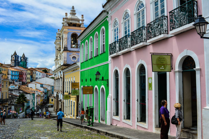 Bahia Brazil Brazilian Color Colorful Colors EyeEmBrasil EyeEmNewHere Eyeemtravel  Happy Nordeste  Outdoors Salvador Smiling Tourist Tourist Destination Travel Travel Destinations