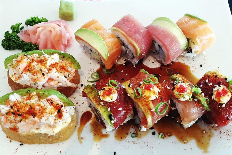 Yummmmm  Sushi