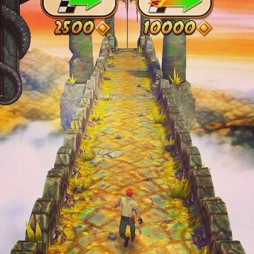 I love temple run2