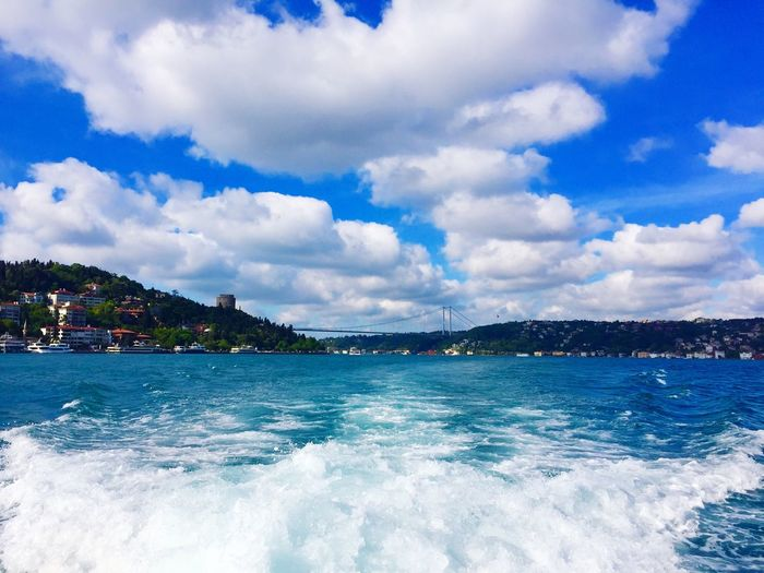 The Great Outdoors With Adobe Istanbul - Bosphorus