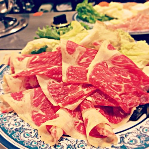Awesome beef .. Food