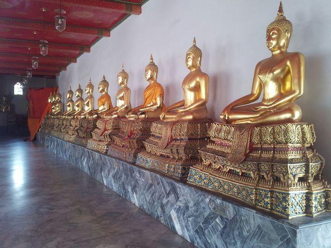 Palazzo del Buddha Dormiente (Bangkok) Bangkok Buddha Oriente Thailand