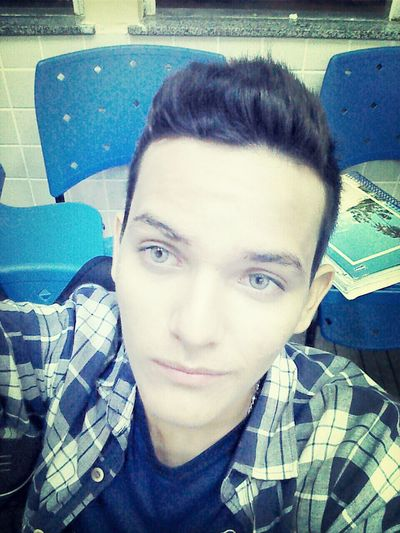 Good Night. =D BlueEyes Today's Hot Look Haircut Mensfashion