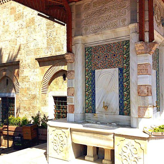 Mosque Architecture Interior Design Ceramics Art, Drawing, Creativity Sink Learn & Shoot: Simplicity Travel By Puk✈️ Hello World Eye Em Around The World