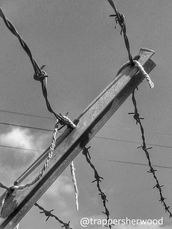 Barbed Wire Wednesday Don Filter EyeEm Best Shots - Black + White My BW Obession
