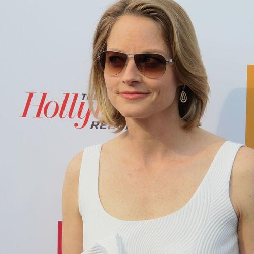 Cannes Film Festival 2011 Film Premier The Beaver Jodie Foster Portrait