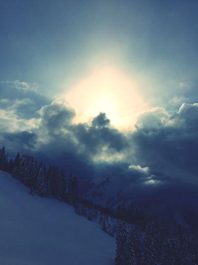 Power In Nature Spitzfluh Schwarzsee Skitouring