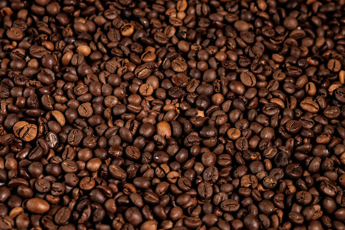 Coffee Bean Brown Raw Coffee Bean Food And Drink Still Life Abundance Freshness Coffee Crop Full Frame Group Of Objects Food No People Close-up Backgrounds Large Group Of Objects Indoors  Food Stories