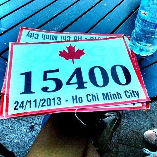 Running sunday TerryFox RunwithTerryFox Hcmc