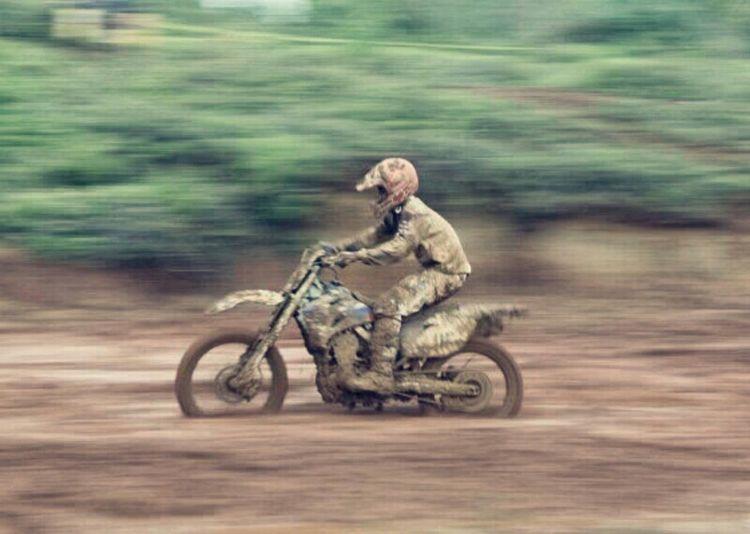 motocross Motorbike Me O My O Taking Photos