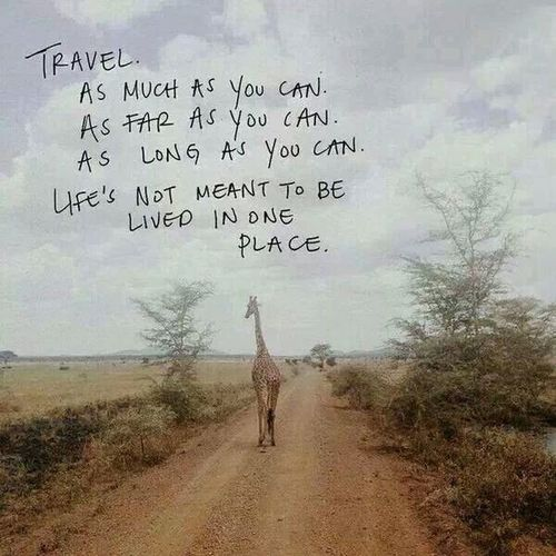 Travel Quote ♥