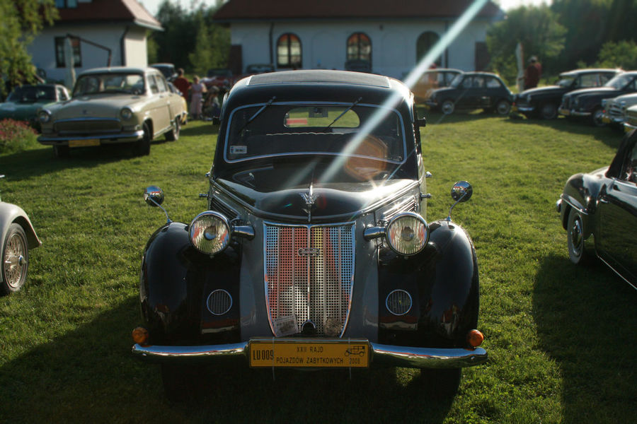 The rally of classic cars - Auto Union Auto Union Classic Car Classic Cars Natural Light Transportation Autounion Black Car Car Close-up Day Daylight Exhibition Grass Land Vehicle Mode Of Transport Nature Old Car Outdoors Rally Rally Car Spring Season Tree