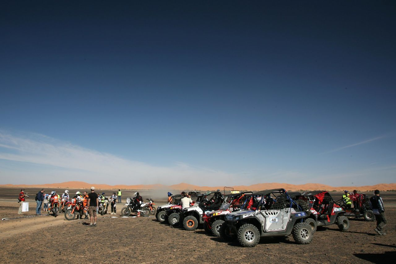 Africa African Rally Merzougadeserts Rally