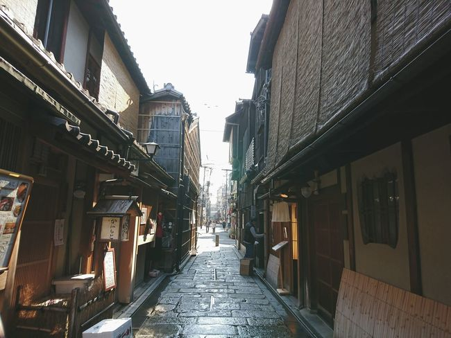Architecture City Built Structure Travel Destinations No People Day Outdoors Sky Cultures Japan Kyoto