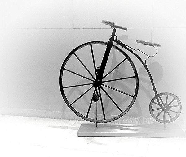 Santiago Old Bike 1875 Club El Golf 50 Property Take Today Not For Sale Black And White Whatsoever EyeEm Best Shots
