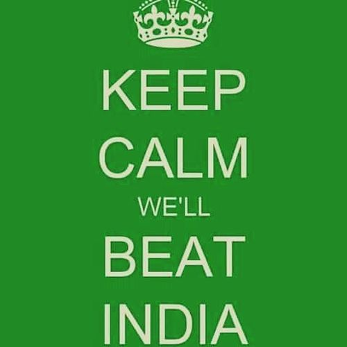 Game Cricket Icccwc15 Pakistan India CricketWorldCup Watching Cricket