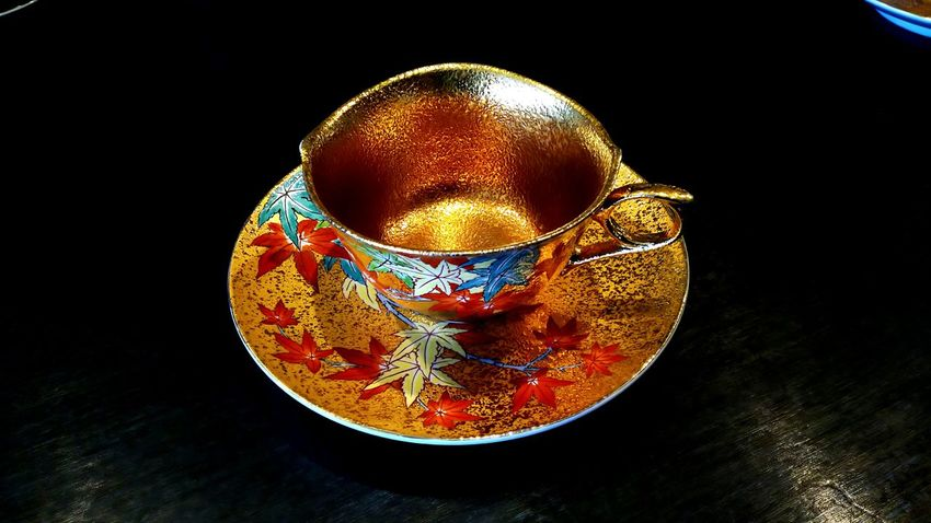 Coffee Cup Aritayaki Pottery 有田焼 ギャラリー有田 Saga,Japan Gold Taking Photos Photo Japan Photography Nippon